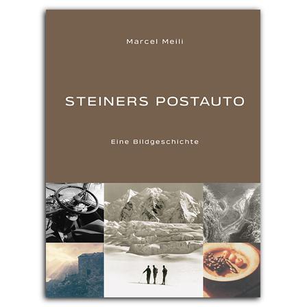 Steiners Postauto (Buchcover)