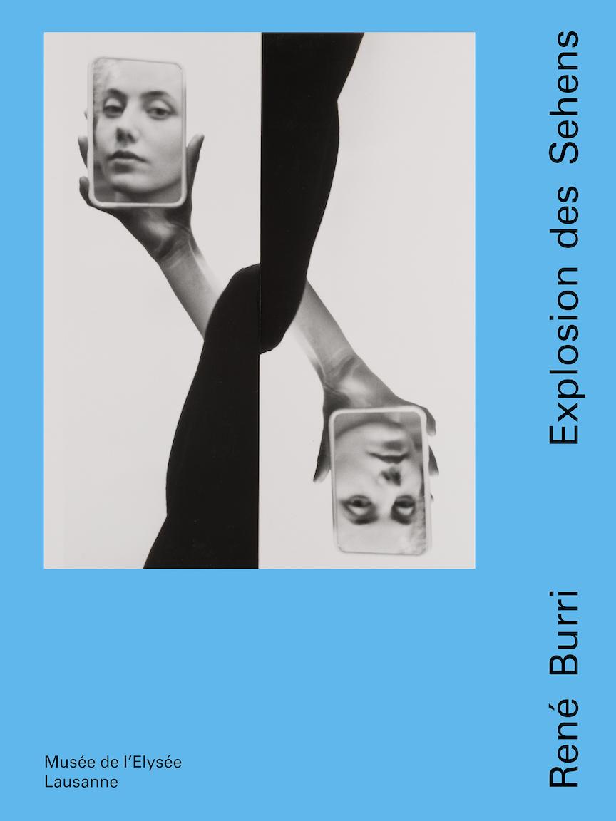 René Burri: Explosion des Sehens (Buchcover)
