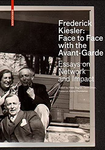 Friedrich Kiesler (Buchcover)