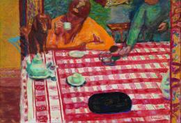 Der Kaffee, 1915 Le Café Öl auf Leinwand, 73×106,4 cm  Tate. Presented by Sir Michael Sadler through the Art Fund 1941 © Tate, 2019