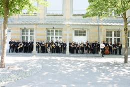 Das Sinfonische Blasorchester Vorarlberg