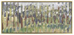 Heinz Greissing, Landschaft 1994, Foto: Günter König
