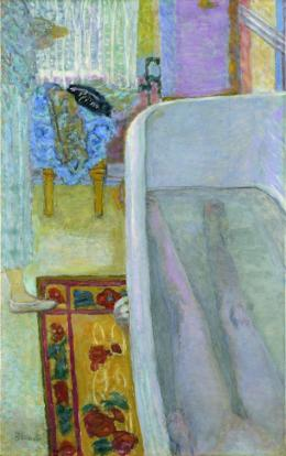 Akt in der Wanne, 1925 Nu dans la baignoire Öl auf Leinwand, 104,8×65,4 cm  Tate. Bequeathed by Simon Sainsbury 2006, accessioned 2008 © Tate, 2019