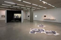 Bodies–Cities. Sammlungen und Exkurse Ausstellungsansicht Museum der Moderne Salzburg, 2019 © Museum der Moderne Salzburg, Foto: Andrew Phelps