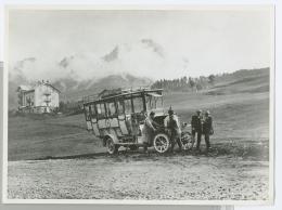 Postbusreisen, Austro-Daimler Postbus