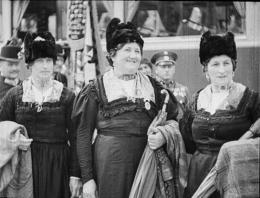Projizierte Heimat, Salzkammergut, 1933
