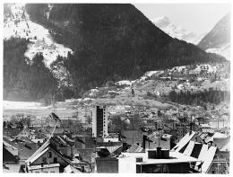 Eine städtebauliche Landmark in Bludenz (© Archiv Architekt Pfeifer)