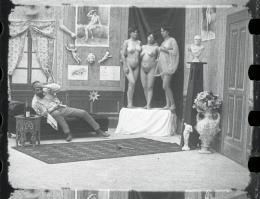 Der Traum des Bildhauers (A 1907)
