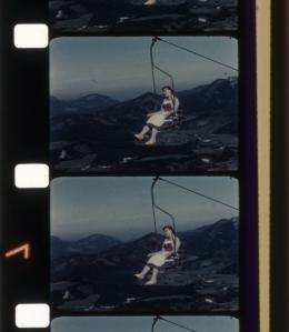 Reisefieber in Agfacolor, Mariazell, 1957
