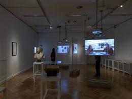 6 Kurzfilme – WissenschaftlerInnen und KünstlerInnen im Gespräch (c) Foto: Günter Richard Wett