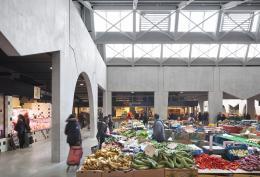 Markthalle Foodmet, 2009-2015. Foto: © Filip Dujardin, © ORG Permanent Modernity