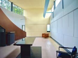 Le Corbusier, Galerie der Villa La Roche (1923–25), Foto, © Arthur Rüegg