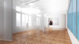 Uncanny Values. Künstliche Intelligenz & Du Some Place, Ausstellungsdesign für Uncanny Values. Künstliche Intelligenz & Du, Visualisierung, 2019 © Some Place