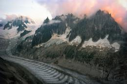 Glacier Du Tacul © Scott Connarroe