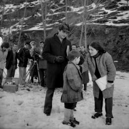 Kur po Xhirohej një film (Bei Dreharbeiten), 1981, Xhanfise Keko