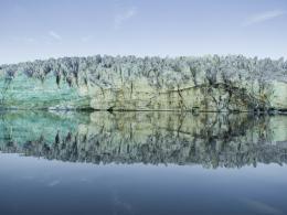 Esmarkbreen II © Corey Arnold