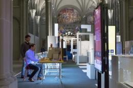 Blick in die Ausstellung © Schweizerisches Nationalmuseum