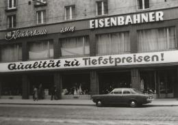 Klosterneuburger Straße, Wien, 1970er-Jahre, Foto: Christian Fuchs, mit freundlicher Genehmigung von © Renate Fuchs