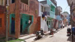 Balkrishna Doshi, Wohnsiedlung Aranya, Indore, 1989 © Vastushilpa Foundation, Ahmedabad