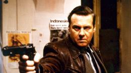 Neben den Kottan-Filmen drehte Patzak den düsteren Polit-Thriller 'Kassbach' (Bild: Still)