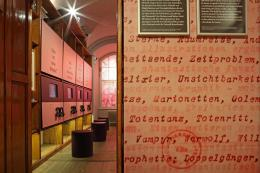 Sonderausstellung im Literaturmuseum – © Österreichische Nationalbibliothek