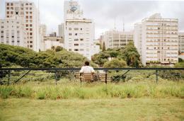 Dachgarten des Centro Cultural, São Paulo; © Ciro Miguel 2018