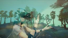 Previous work by slow immediate: Tree Sense / Fotocredit: Xin Lui, Yedan Qian, Slow Immediate and MIT Media Lab
