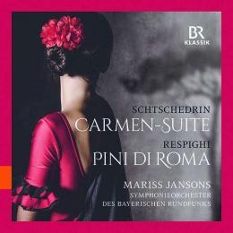 "Cover ""Pini di Roma"" (BR-Klassik / Naxos Deutschland)"
