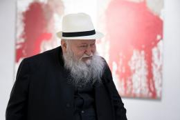 Organ Recital / Hermann Nitsch (AT) (c) Philipp Schuster
