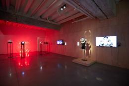 human (un)limited exhibition / photocredit: Hyundai Motorstudio