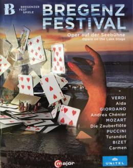 """DVD-Box """"Bregenz Festival"""""""