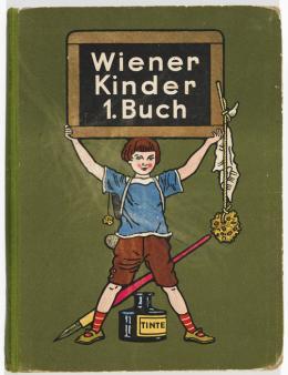 "Schulbuch: ""Wiener Kinder 1. Buch"", 1927  © Wien Museum"