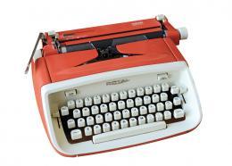 Frederic Mortons Schreibmaschine – © Österreichische Nationalbibliothek
