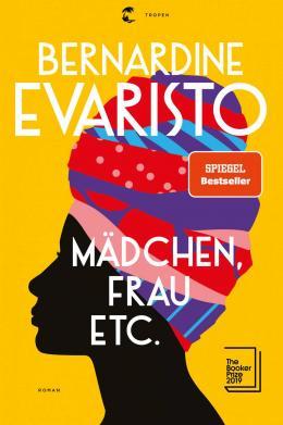 """Bernardine Evaristo, """"Mädchen, Frau, Etc."""""""