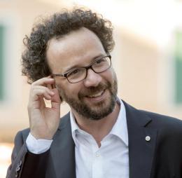 Carlo Chatrian, der neue künstlerische Leiter der Berlinale