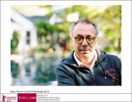 Dieter Kosslick, Direktor der Berlinale von 2001 bis 2019 © Marc Ohrem Leclef, Berlinale 2012