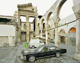 Jupitertempel, Damaskus, Syrien, 2011 © Alfred Seiland