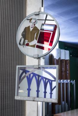 Ausstellungsansicht © Lentos Kunstmuseum Linz, 2020  Foto: maschekS.