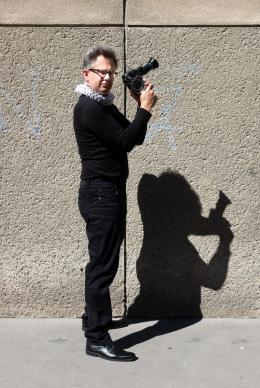 """Markus Zettl als Hamlet aus """"Hamlet"""" von William Shakespeare © Timotheus Tomicek"""