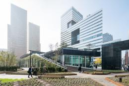Circl Pavillon, de Architekten Cie © Ossip van Duivenbode