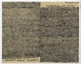 Andreas X. (1871–1912)  Brief, 14. 8. 1906  Oö. Landesarchiv, Linz