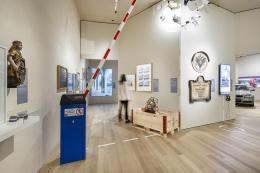 Ausstellungsansicht, Foto: Petra Rainer