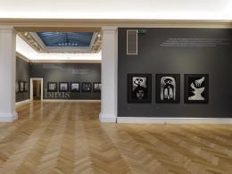 Blick in die Ausstellung © Michael Maritsch