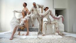 I Like My Job Five, Kunstraum, London, 2020  © Gelatin