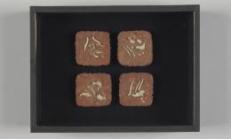 Aljoscha Ségard, Grabung, 2018, Assemblage, 19,5 x 26 x 8 cm, Nachlass Aljoscha Ségard