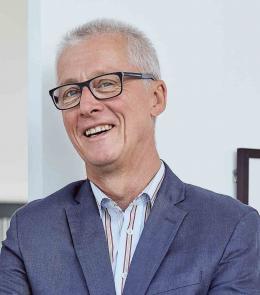 Sammler und Galerist Erhard Witzel (Foto: zVg)