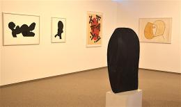 Anischten XXXIII - Blick in die Ausstellung