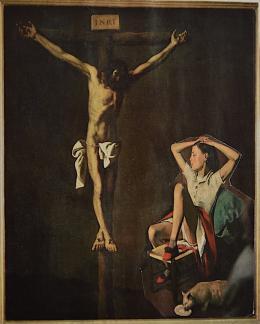 Von Jesus zu Balthus (Collage von Kurt Bracharz)