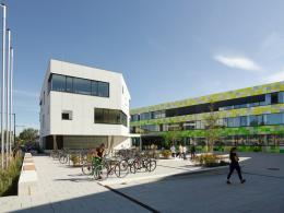 Bilding, Innsbruck, Tirol, Filmstill, Architektur: Studierende des .studio3 Univ. Innsbruck, W.Prenner, W.Pöschl, V. Rauch, Foto: © Richard Wett Architektur