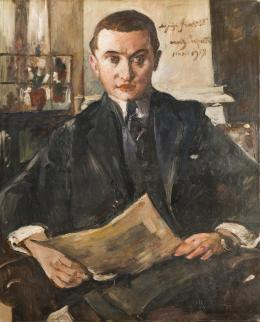 Lovis Corinth  Wolfgang Gurlitt, 1917  (c) Lentos Kunstmuseum Linz